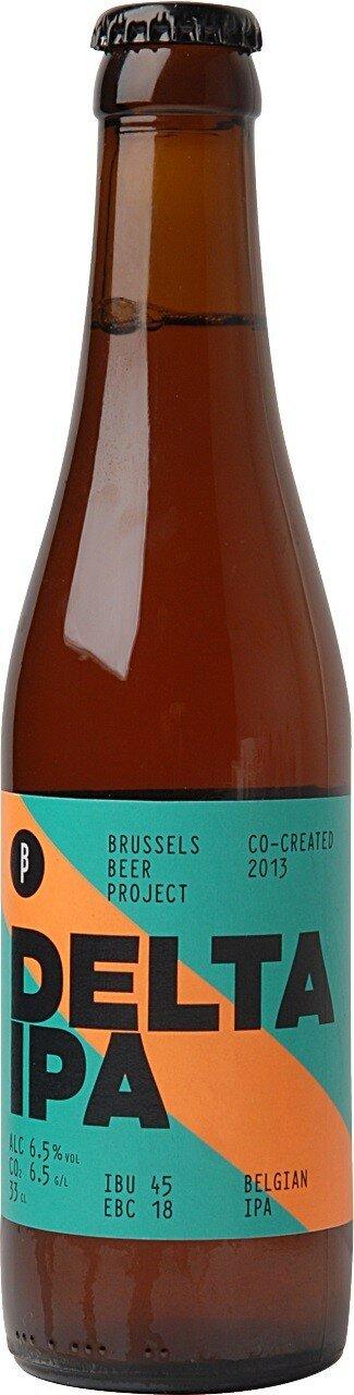 Brussels Beer Project Delta IPA 330mL CTN