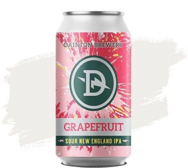Dainton Grapefruit Sour NEIPA 355mL CAN CTN