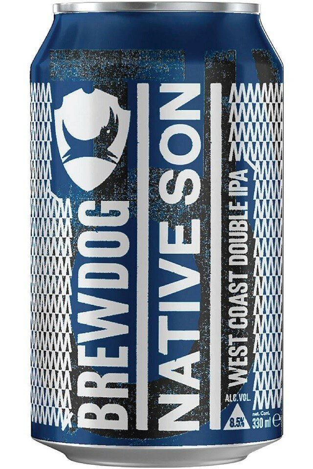 Brewdog Native Son 330mL CAN CTN