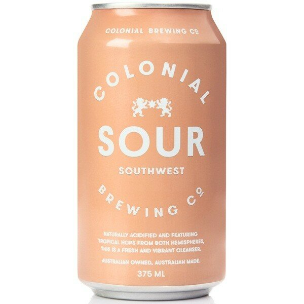 Colonial South West Sour 375mL CAN CTN