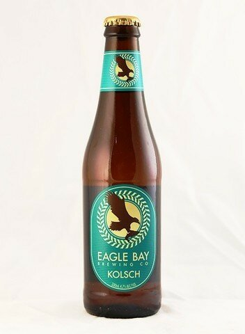 Eagle Bay Kolsch 330mL CTN