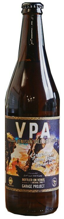 Garage Project Venusian Pale Ale 650mL CTN(12)