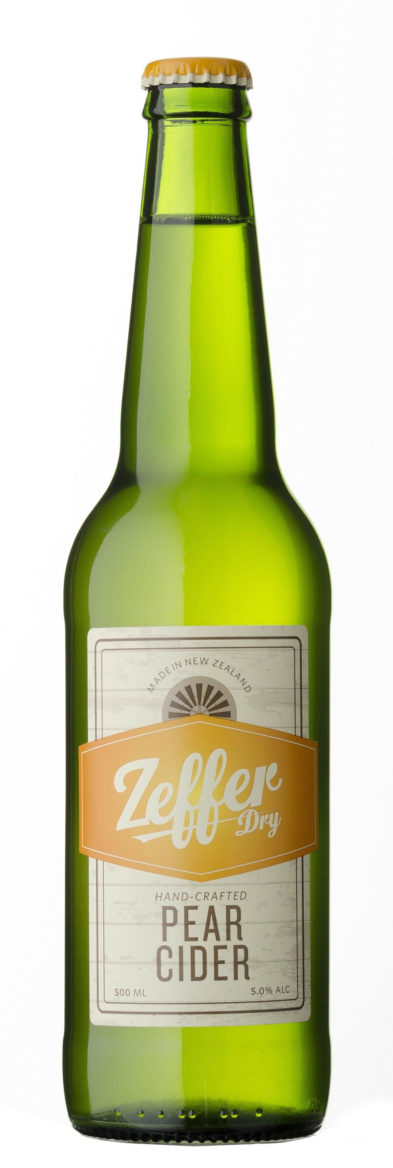 Zeffer Pear Cider 500ml CTN