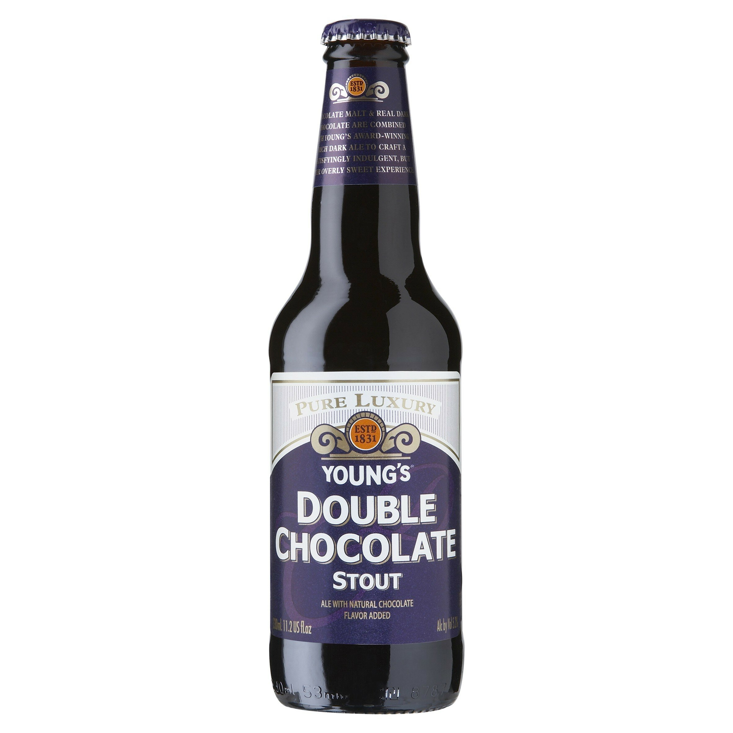 Young's Double Chocolate Stout 330ml CTN