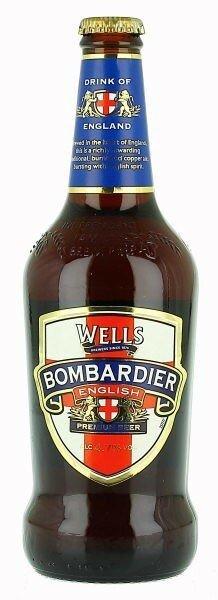 Wells Bombardier Premium Bitter 500mL CTN(12)