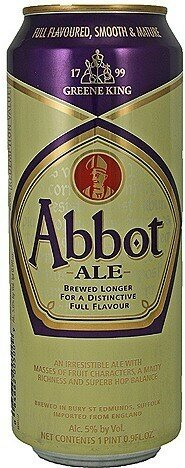 Abbot Ale 500mL CAN CTN
