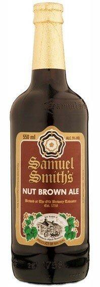 Samuel Smith's Nut Brown Ale 550mL CTN(12)