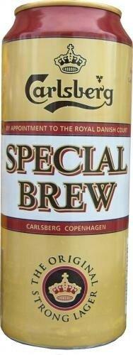 Carlsberg Special Brew 500mL CAN CTN