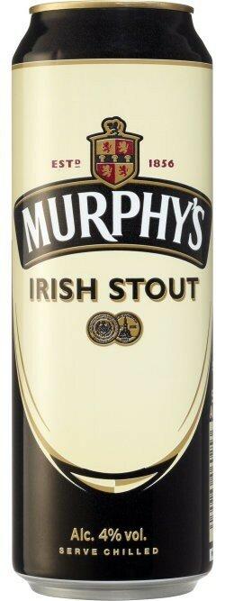 Murphy's Irish Stout 440mL CAN CTN