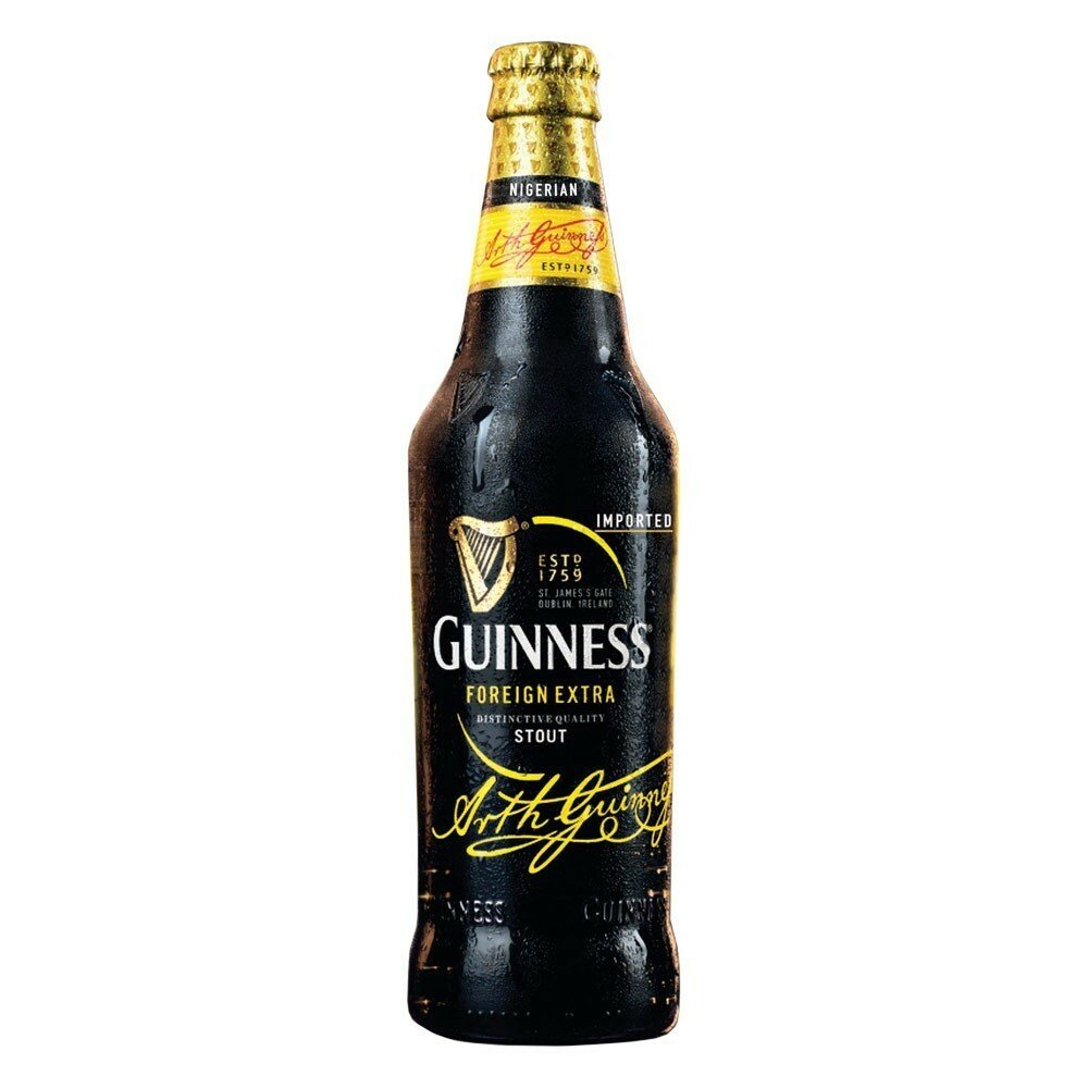 Guinness Foreign Extra Stout 330mL CTN