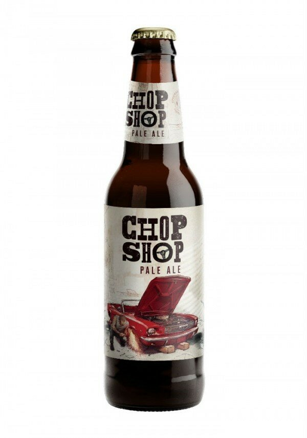 Stockade Chop Shop Pale Ale 330mL CTN
