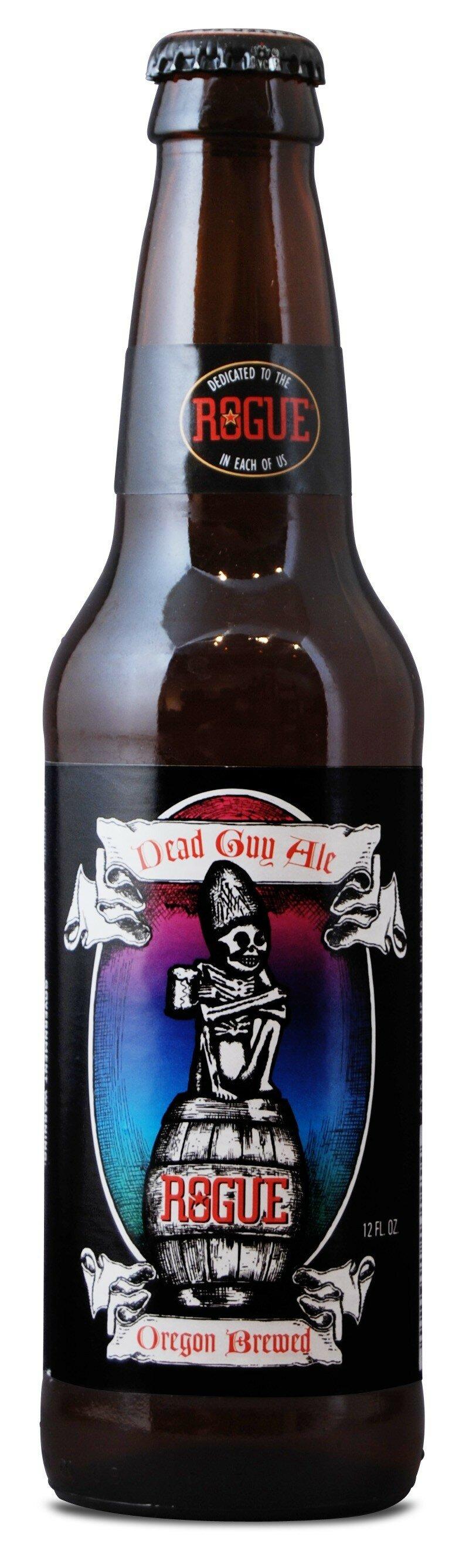 Rogue Dead Guy Ale 355mL CTN
