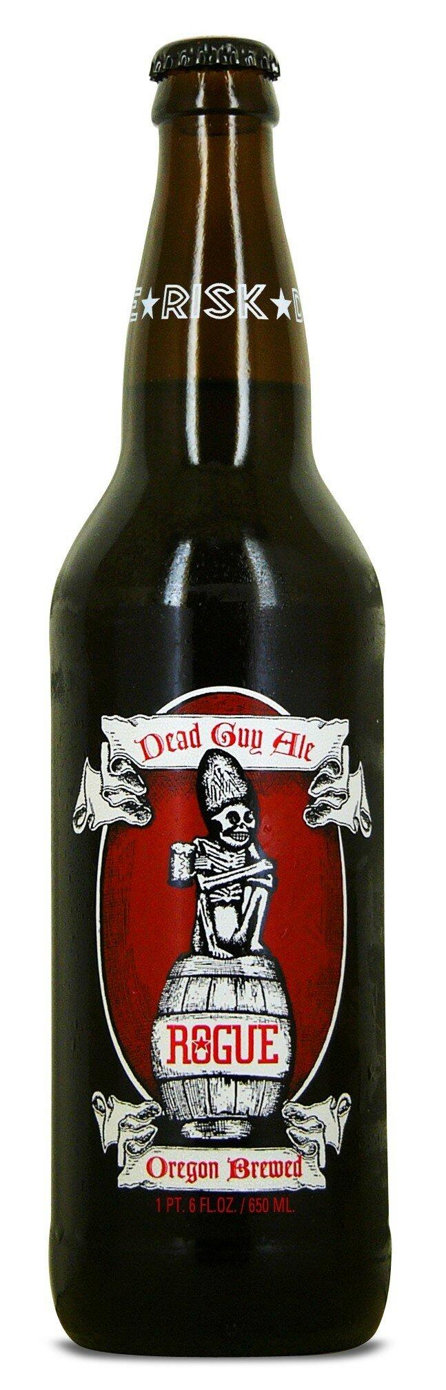 Rogue Dead Guy Ale 650mL CTN(12)