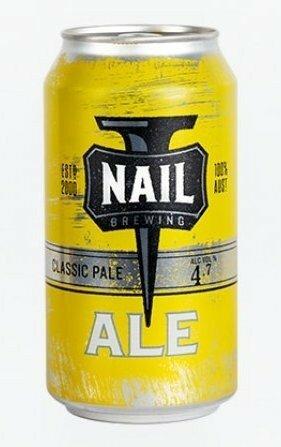 Nail Ale 330mL CAN CTN(16)