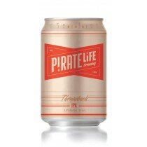 Pirate Life Throwback IPA 355mL CAN CTN