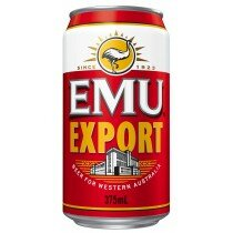 Emu Export 375mL CAN CTN(30)