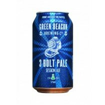 Green Beacon 3 Bolt Pale Ale 375mL CAN CTN