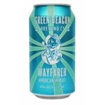 Green Beacon Wayfarer Wheat 375mL CAN CTN