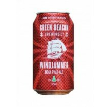Green Beacon Windjammer IPA 375mL CAN CTN