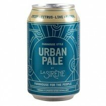 La Sirene Urban Pale 330mL CAN CTN