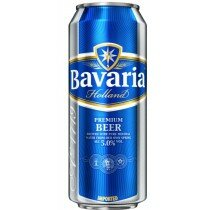 Bavaria Premium 500mL CAN CTN