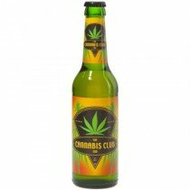 Cannibus Club Hemp Oil Pilsner 330mL CTN(20)