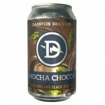 Dainton Mocca Chocca NEBRIPA 355mL CAN CTN