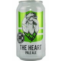 Hop Nation The Heart Pale Ale 375mL CAN CTN