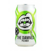 Hop Nation The Damned Pilsner 375mL CAN CTN