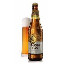 Amber Zlote Lwy (Golden Lion) 500mL CTN(10)