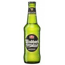 Windhoek Draught 330mL CTN