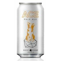 Rocky Ridge Ace Pale Ale 375mL CAN CTN(16)