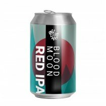 Old Wives Ales Blood Moon Red IPA 375mL CAN CTN