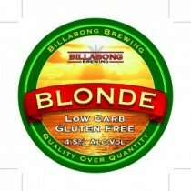 Billabong Gluten Free Blonde 330mL CTN