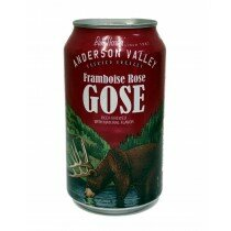 Anderson Valley Framboise Rose Gose 355mL CAN CTN