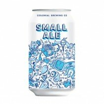 Colonial Small Ale 375mL CAN CTN