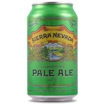Sierra Nevada Pale Ale Cans 473mL CTN