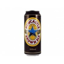 Newcastle Brown Cans 500ml ctn