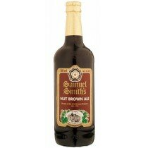 Samuel Smith's Nut Brown Ale 550mL CTN(12)