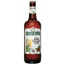 Samuel Smith's Organic Lager 550mL CTN(12)