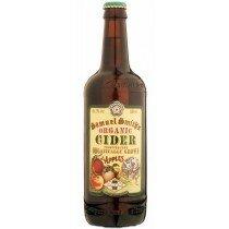 Samuel Smiths Organic Cider 550mL CTN(12)