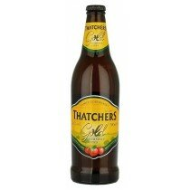 Thatchers Gold Somerset Cider 4.8% 500ml CTN