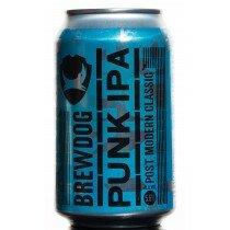 BrewDog Punk IPA 330ml CAN CTN