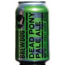 BrewDog Dead Pony 330ml Cans CTN