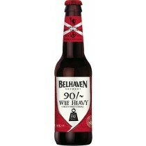 Belhaven Wee Heavy 330mL CTN(12)