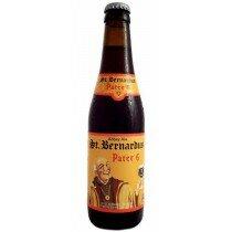St Bernardus Pater 6 330ml Carton
