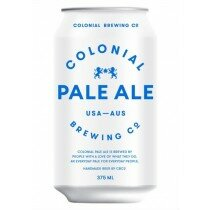 Colonial Pale Ale 375mL CAN CTN