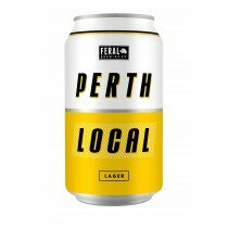 Feral Perth Local 375mL CAN CTN