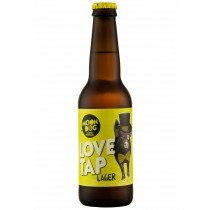 Moon Dog Love Tap Lager 330mL CTN