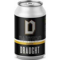 Dainton Draught 355mL CAN CTN